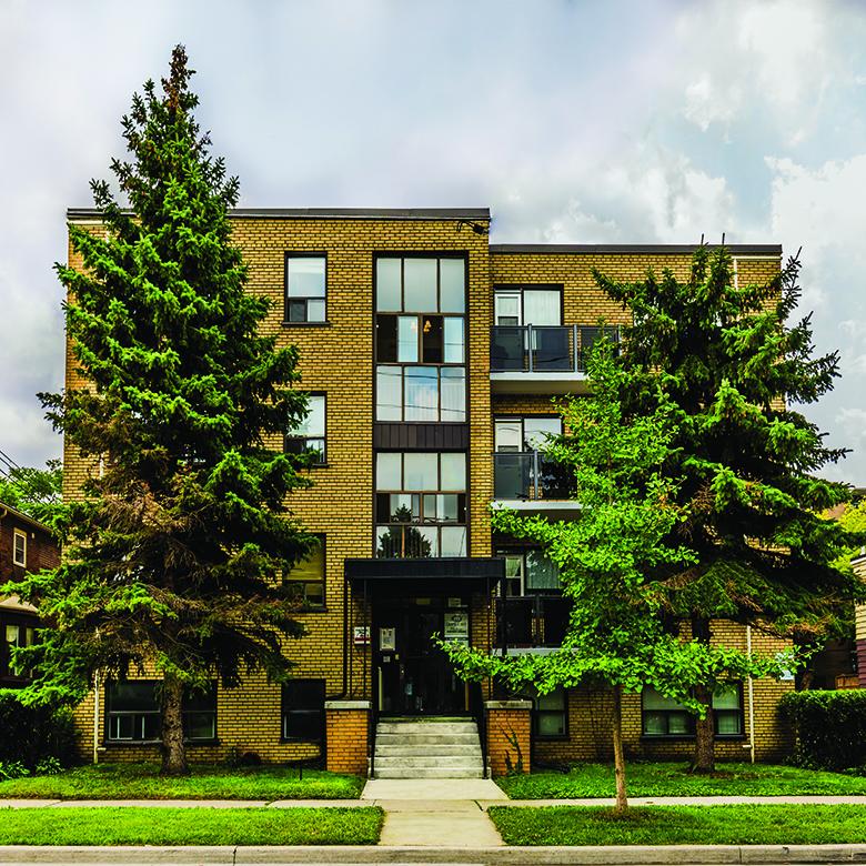 Spacious apartment 133 gamble avenue